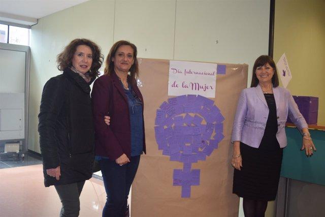 1 Nota Y 1 Foto Junta (Actividades Día De La Mujer)