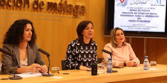 5. Un proyecto atenderá a personas en duelo en municipios menores de 20.000 habitantes del Valle del Guadalhorce
