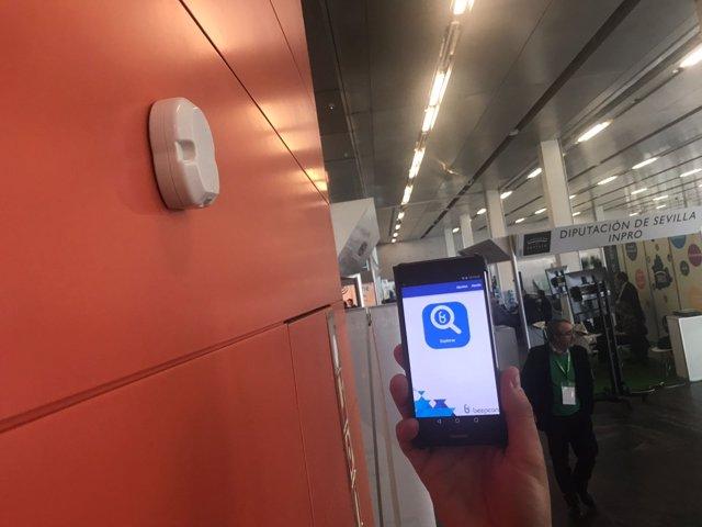 Ilunion instala sus 'beepcons' en Andalucía Digital Week