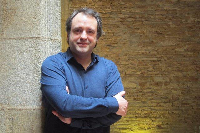 El escritor valenciano Juan Francisco Ferrándiz