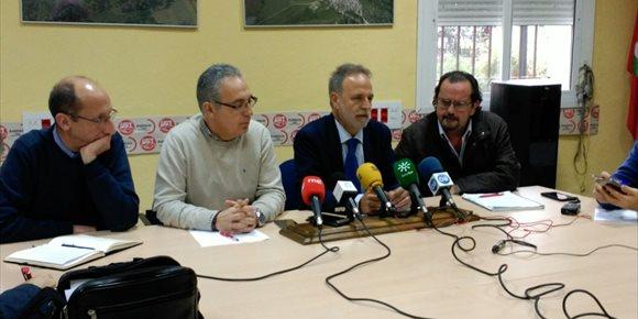4. PSOE asegura que el Gobierno reconoce que la declaración de impacto ambiental de Algeciras-Bobadilla está paralizada