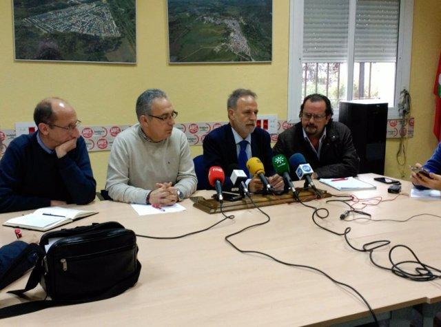 El diputado del PSOE por Cádiz, Salvador de la Encina
