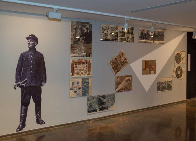 Exposición sobre el artista ruso Alexander Ródchenko