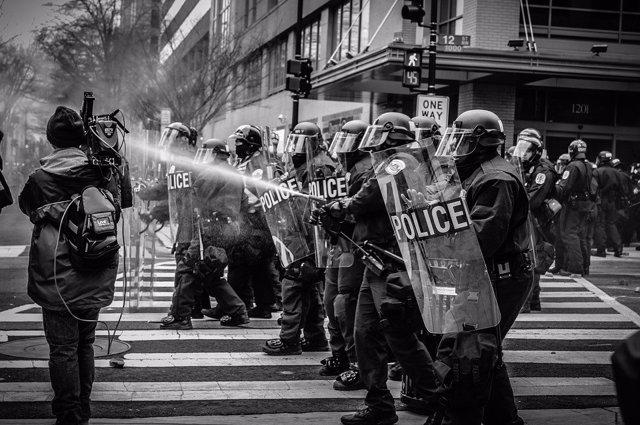 Imagen de policías