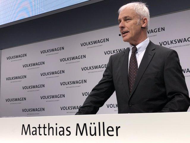 Matthias Müller (Volkswagen)