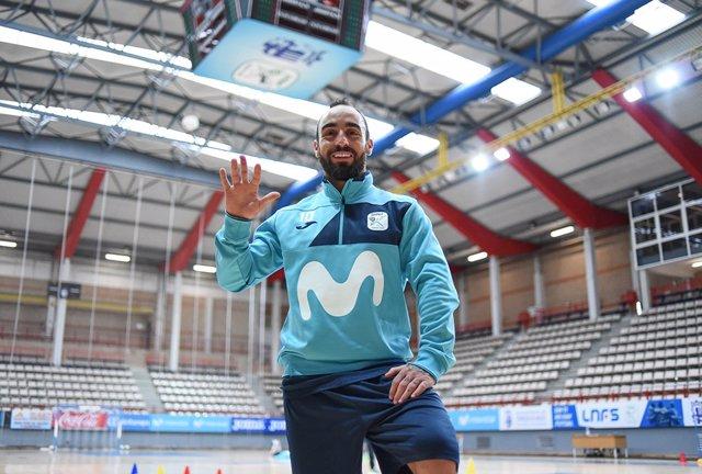 Ricardinho, jugador del Movistar Inter