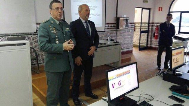 Gil-Toresano asiste a una jornada sobre aplicación de Viogén