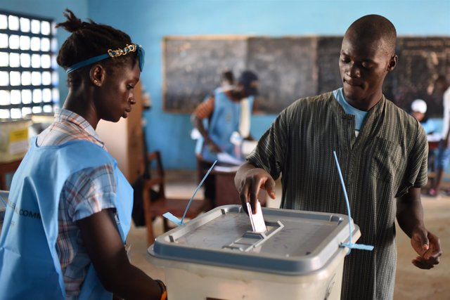 Elecciones en Sierra Leona