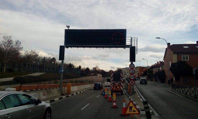 Túnel de Madrid