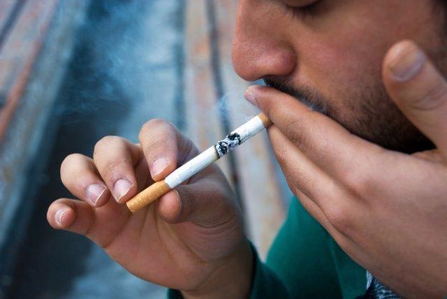 Fumar, tabaco, fumador