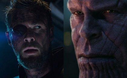 Infinity War: 10 años esperando a Thanos... también en IMAX