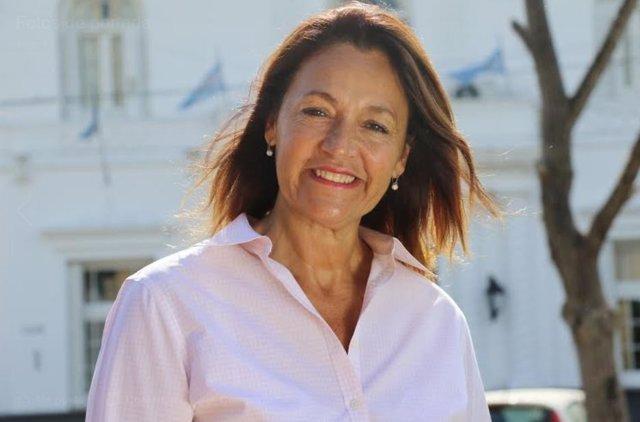 La diputada argentina Marcela Campagnoli