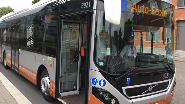 Autobus de Volvo Buses