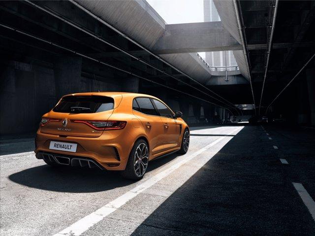 Nuevo Renault MEGANE R.S.