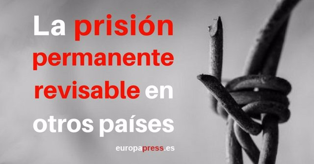 Prisión permanente revisable en otros países