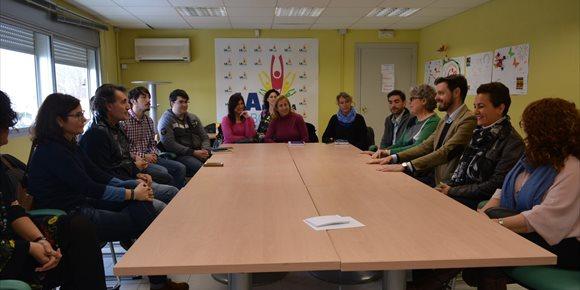 9. La Junta pone en marcha en Albolote el proyecto #CoachingEmprende para mejorar las capacidades de liderazgo
