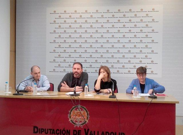 PSOE de Valladolid presenta sus propuestas de igualdad. A 14-3-18