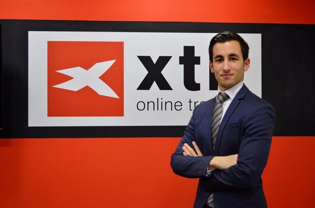 Javier Urones, analista de XTB