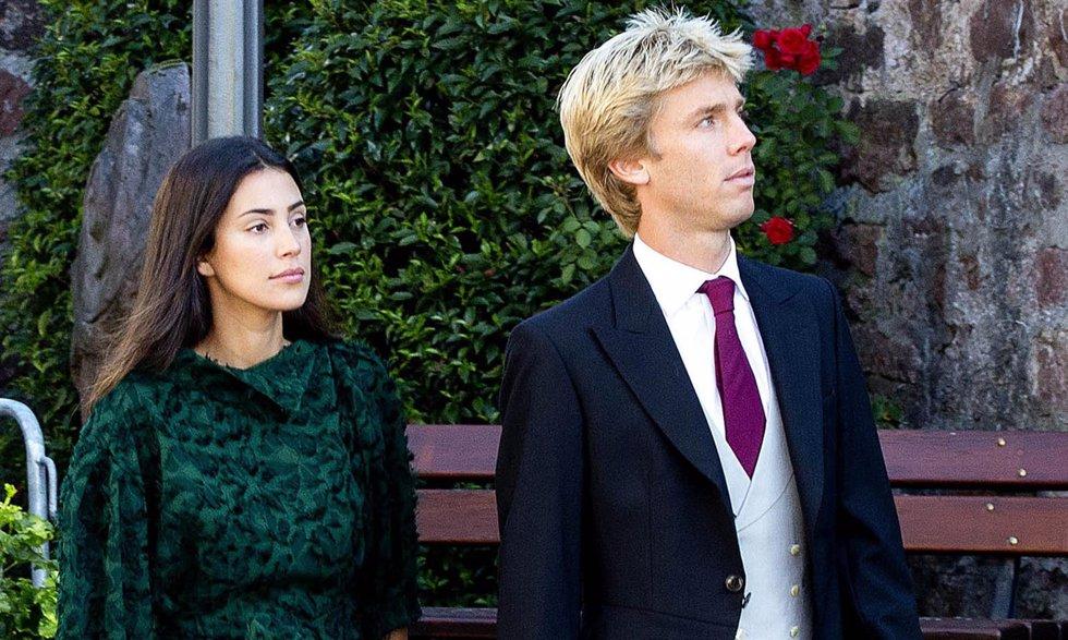 Alessandra de Osma y el príncipe