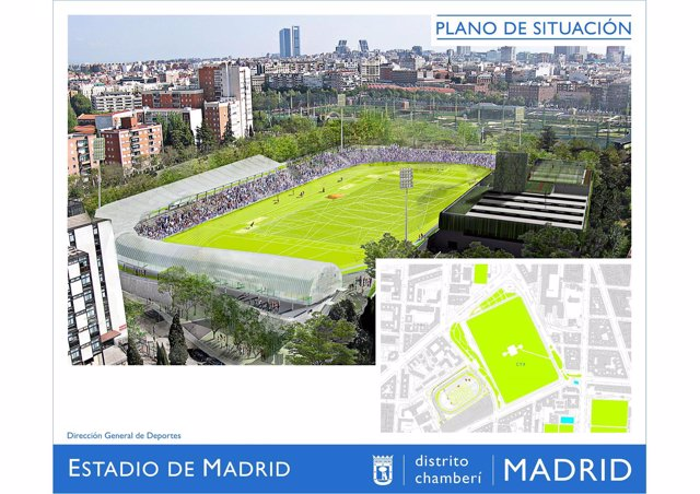 Estadio Madrid