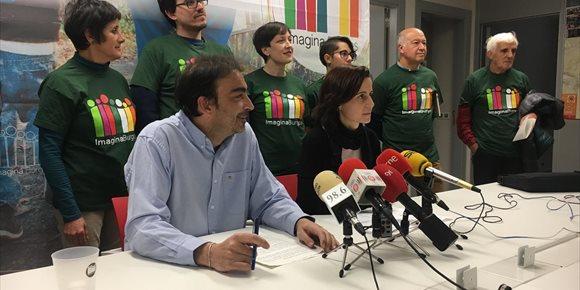 1. Imagina Burgos informará el día 19 de los posibles escenarios tras la ruptura con Podemos