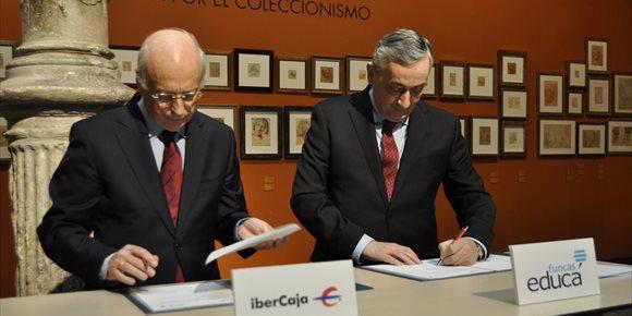 10. Ibercaja amplía su programa de educación financiera e impartirá cursos en Madrid y el medio rural de Aragón y La Rioja