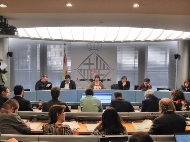 Comisión de Presidencia del Ayuntamiento de Barcelona