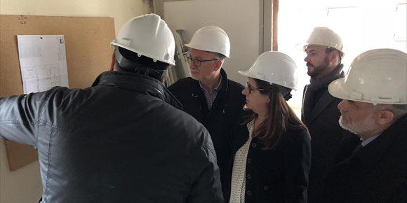 1. La sala de Hemodinámica Cardiaca del hospital de Cuenca tendrá 200 metros cuadrados y una inversión de 500.000 euros