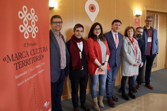 Inauguración II Jornadas Marca Cultura Territorio