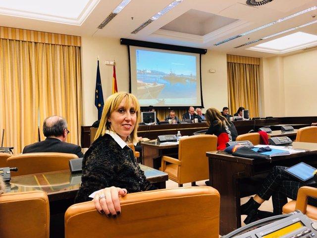 La senadora del PP, Catalina Soler, en una imagen de archivo