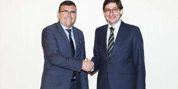 8. CajaGranada Fundación recibirá este año un total de 1,5 millones de Bankia, incluyendo dividendos