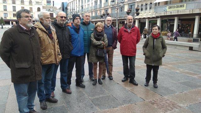 Coordinadora de jubilados de Ciudad Real