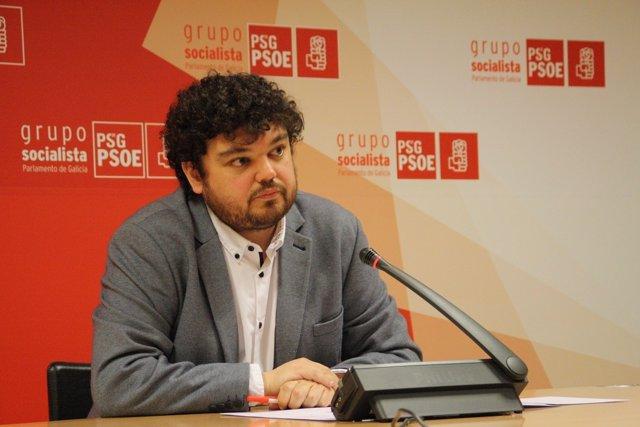 El socialista Julio Torrado