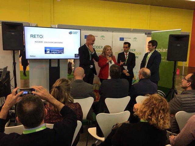 Reto Challenge Accede aplicación itinerarios accesibles mayores y diversidad