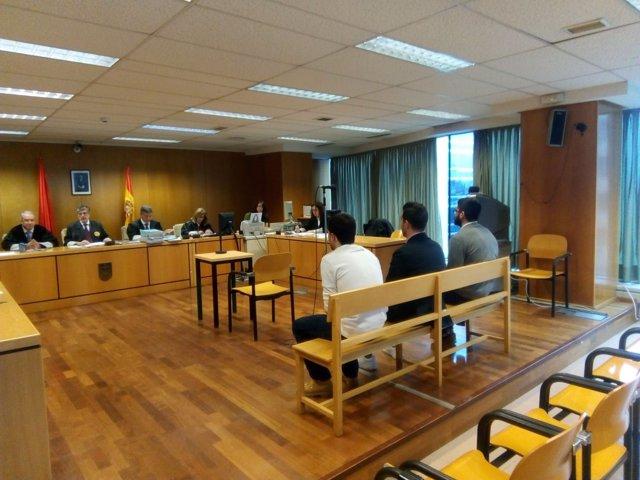 Juicio en la Audiencia Provincial de Madrid