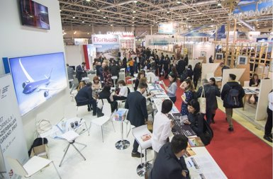 Catalunya participa a la fira internacional de turisme Mitt a Moscou (MITT 2017 - Archivo)