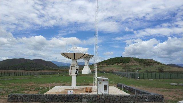 Estación ULS desarrollada por Indra para Galileo
