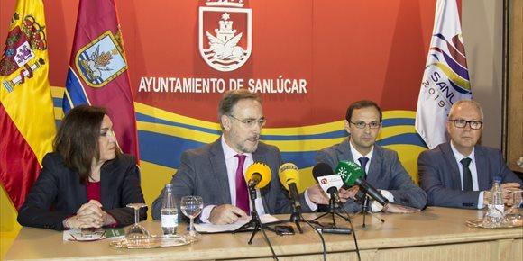 10. La Junta invertirá 3,4 millones para mejorar el acceso a Sanlúcar desde Chipiona en el tramo del hospital