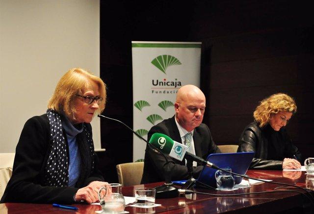 Fundación Unicaja Y Fundación Carlos Edmundo De Ory Organizan El Ciclo De Confer