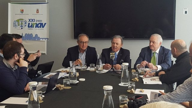 La Unav ha presentado este miércoles en Madrid su XXI Congreso de Turismo