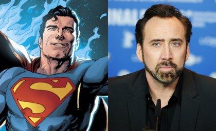 Nicolas Cage cumple su sueño y será por fin Superman... en Teen Titans Go! to the Movies