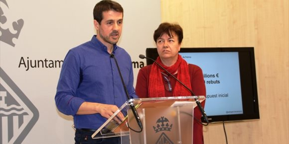 10. Abierta hasta el 14 de mayo la campaña de pago voluntario del impuesto de vehículos y la tasa de residuos de Palma