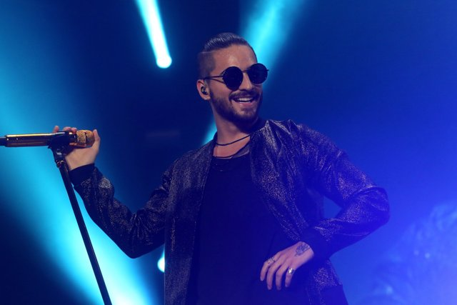 Maluma, the Colombian hurricane returns to Malaga. For the second consecutive ye