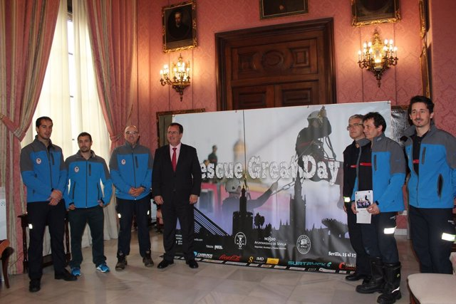 Presentación de la competición Rescue Great Day
