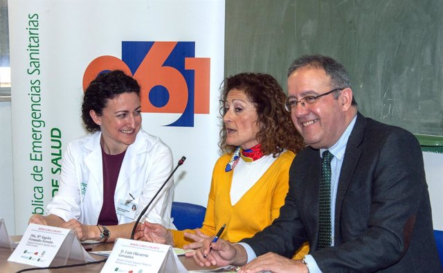Unos 300 sanitarios andaluces y madrileño se reúen en Sevilla