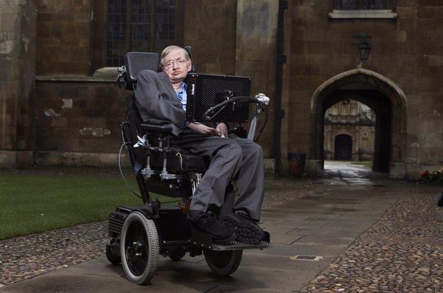 Steohen Hawking