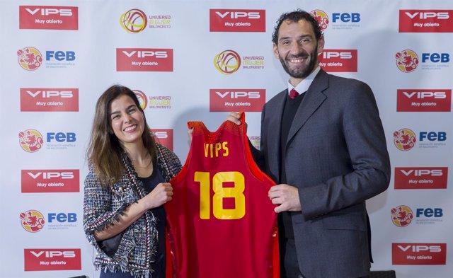 FEB y Grupo VIPS renuevan su acuerdo de patrocinio