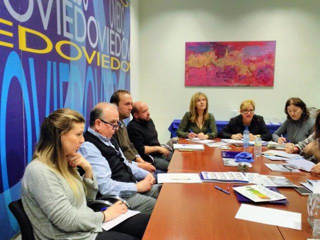 Reunión Encuentro Estatal de Consejos de Participación Infantil y Adolescente
