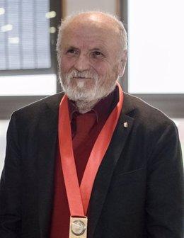 Antonio López, medalla de honor de la UC3M