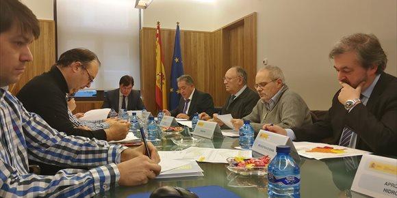 2. Las borrascas mejoran la situación en el Duero pero sigue la preocupación en Carrión y Pisuerga